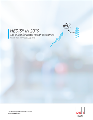 HEDIS® in 2019 - The quest for better health outcomes