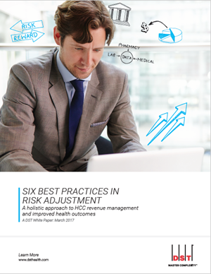 Six best practices in risk adjustment