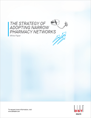 The strategy of adopting narrow pharmacy networks